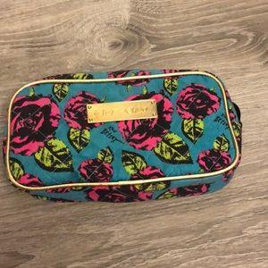 Betsy Johnson Makeup Bag